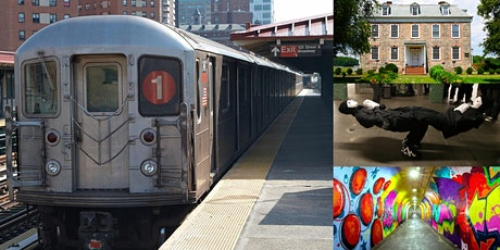 'The Virtual NYC Subway Adventure Series: The 1 Train' Webinar tickets