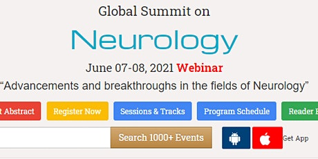 Global Summit on  Neurology tickets