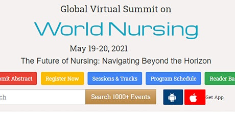 Global Virtual Summit on  World Nursing tickets