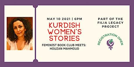 Feminist Book Club Meets:  Houzan Mahmoud tickets