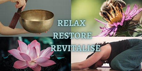 Sound Healing & Yoga tickets