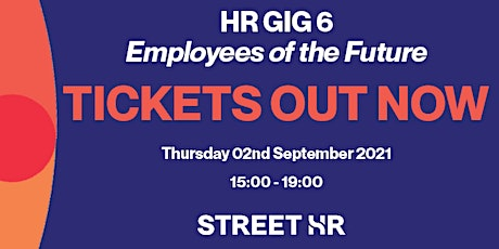 HR GIG 6 - Employees of the Future tickets