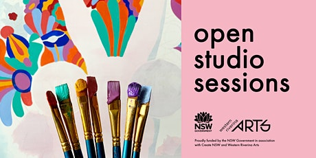 Open Studio Sessions tickets