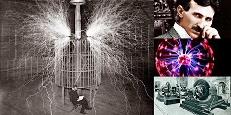 'Nikola Tesla: The Man Who Sparked the Electrical Revolution' Webinar tickets