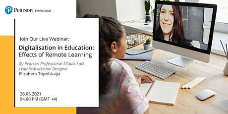 Digitalisation Trends in Education: Effects of Remote Learning tickets