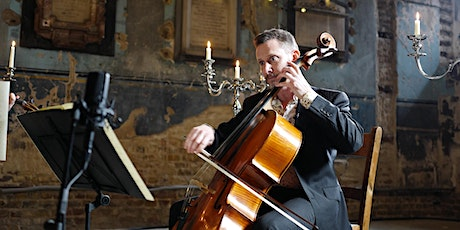 Candlelight Concerts @ Southwark Cathedral - Romantic Cello by Candlelight tickets