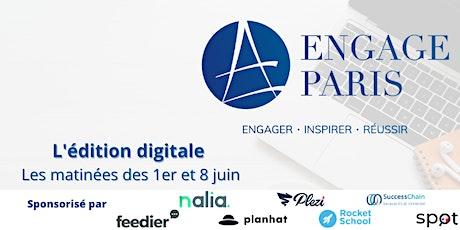 Engage Paris - Matinée du 08/06/2021 billets