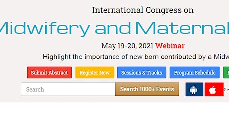 International Congress on  Midwifery and Maternal health tickets