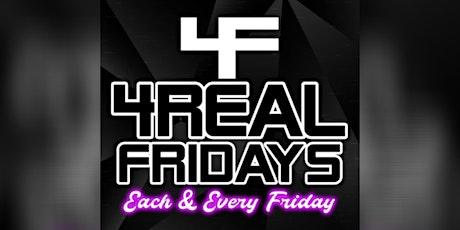 4 Real Fridays tickets