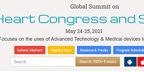 Global Summit on  Heart Congress and Surgery tickets