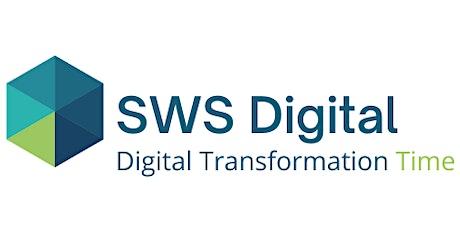 Digital Transformation Time: Meine Abläufe verbessern tickets