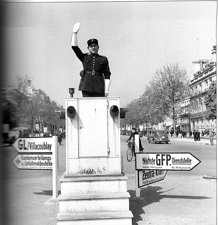 World War II- Paris during the Occupation image