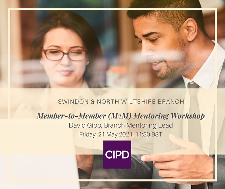 Member-to-Member Mentoring Workshop image