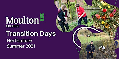 Horticulture Transition Day tickets