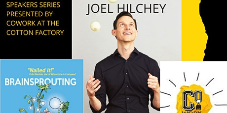 Introducing Joel Hilchey, Speaker Series,  Creative Work tickets