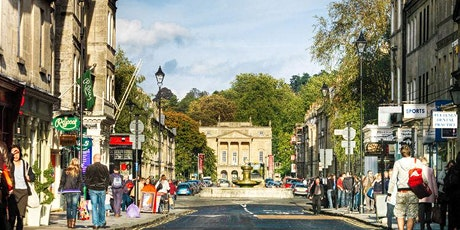 Free Walking Tour of Bath's Pulteney Estate tickets
