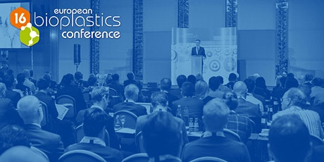 16th European Bioplastics Conference Tickets