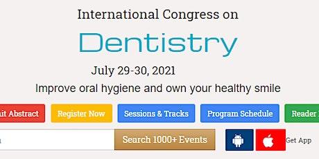 International Congress on  Dentistry tickets
