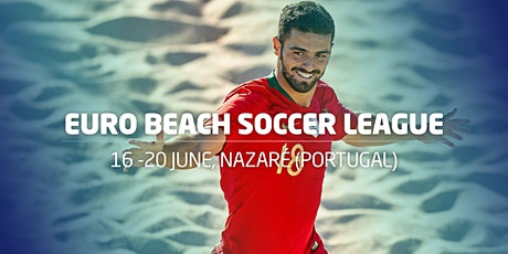 Euro Beach Soccer League tickets