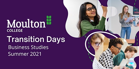 Business Studies Transition Day billets