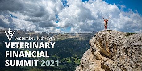 Veterinary Financial Summit 2021 tickets