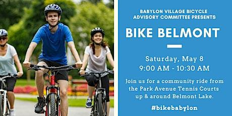 Bike Belmont tickets