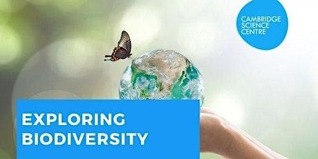 Exploring Biodiversity tickets