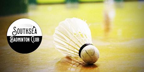 Southsea Badminton Club: Summer Club Night tickets