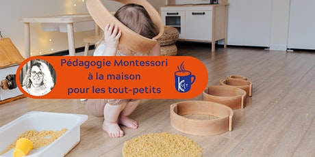 Café franco-norvégien «Pédagogie Montessori à la maison pour les 0-3 ans» billets