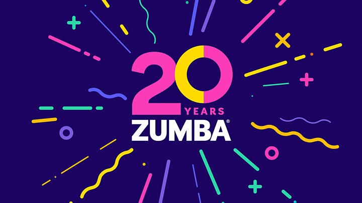 Zumba's 20th Birthday!!! Party Neon Style with ZINs Nancy and Luiza image