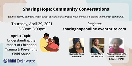 Sharing Hope: Community Conversations tickets