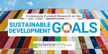 How you can get involved in community-curated SDG research on ScienceOpen tickets
