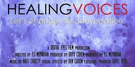 Healing Voices Movie screening - fundraising event tickets