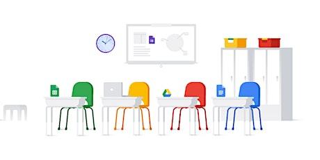 Scopri le nuove licenze Google Workspace for Education biglietti