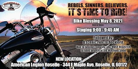 Rescheduled Bike Blessing 2021 tickets