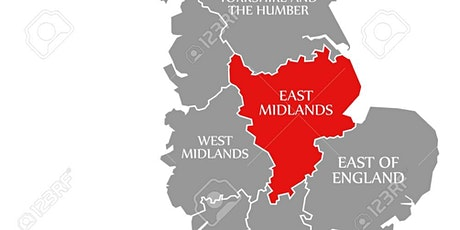 East Midlands Sole Fundraisers Virtual Meetup tickets