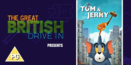 Tom & Jerry: The Movie (2021) (Doors Open at 13:30) tickets