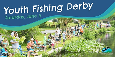 Wicomico County Annual Youth Fishing Derby tickets