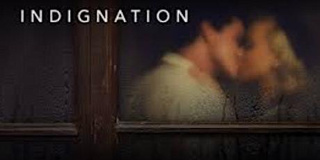 New Plaza Cinema Classic Talk Back:  Indignation (2016) tickets