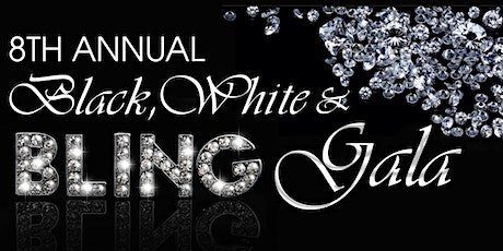 Freedom to Walk Foundation 8th Annual Black, White & BLING Gala tickets