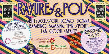 Reuse With Love - Mercatino Vintage Solidale biglietti
