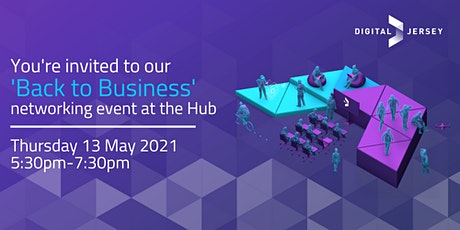 'Back to Business' networking event at the Hub tickets