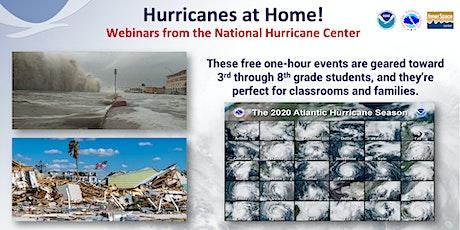 NHC Hurricane Webinar May 12 tickets