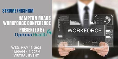 Hampton Roads Regional Workforce Conference presented by Optima Health Tickets