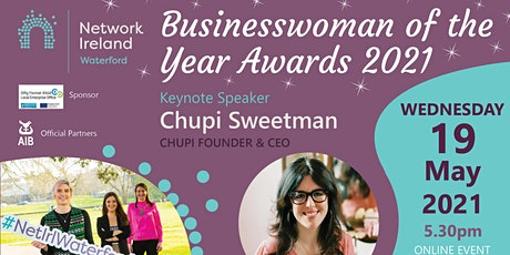 Business Woman of The Year Award 2021 tickets