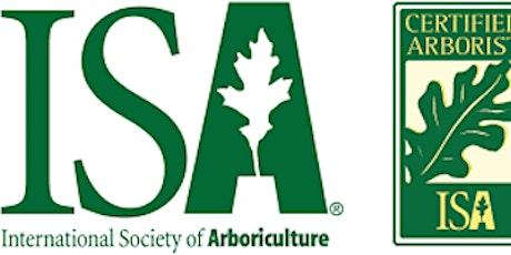 2021 Certified Arborist Preparation Course tickets