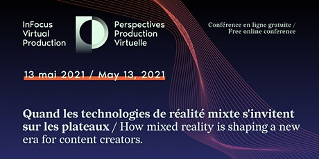 Virtual Production Conference billets