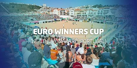 Euro Winners Cup bilhetes