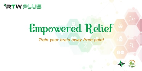 Living Well With Pain - Empowered Relief tickets