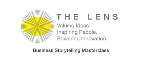 Business Storytelling Masterclass tickets